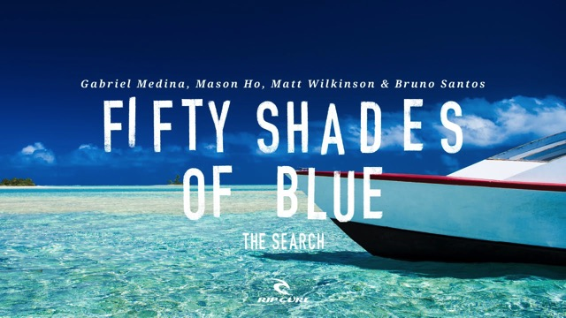 Fifty Shades of Blue | The Search