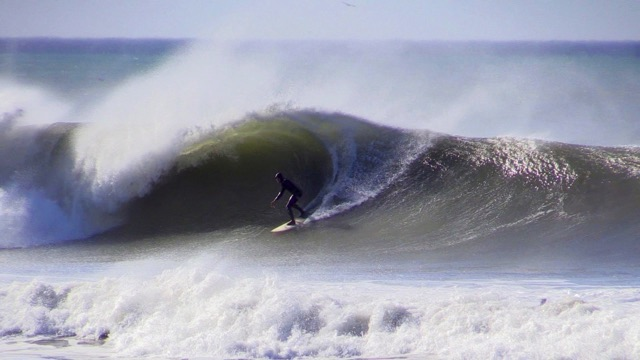 """Offshore Perfection from The Surfing Film """"Let Go"""""""