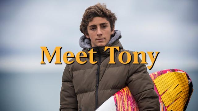 """""""Meet Tony"""""""