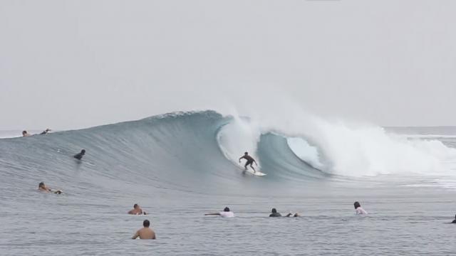 Moon Palikir, Mentawai surf report - September 2017