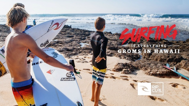 Surfing Is Everything: Groms In Hawaii