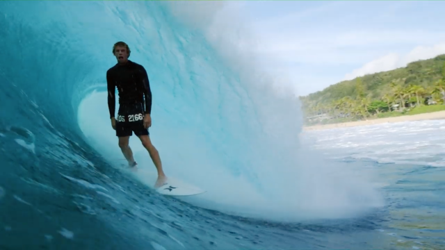 John John Florence Surf Film Highlights 2011 - 2019