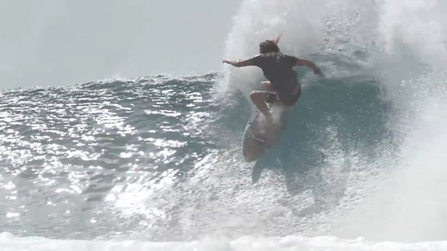 One session with Asher Pacey