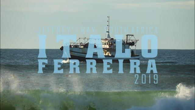 Italo Ferreira - Jeffreys Baai 2019