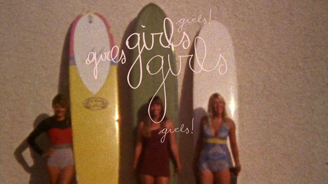 RITRATTI DI SURF | GIRLS GIRLS GIRLS  | Full Length