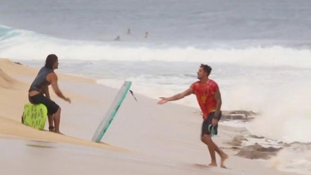 2 KOOKS IN HAWAII
