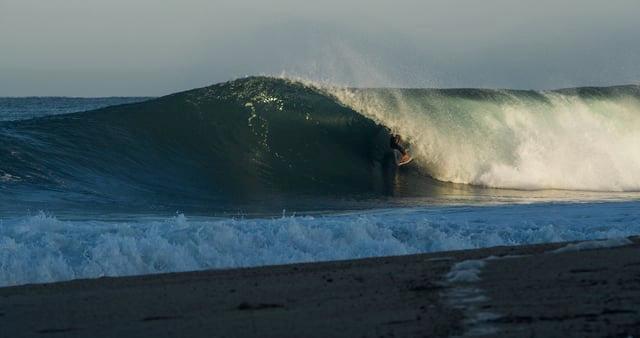 Morning Surf La Gravière