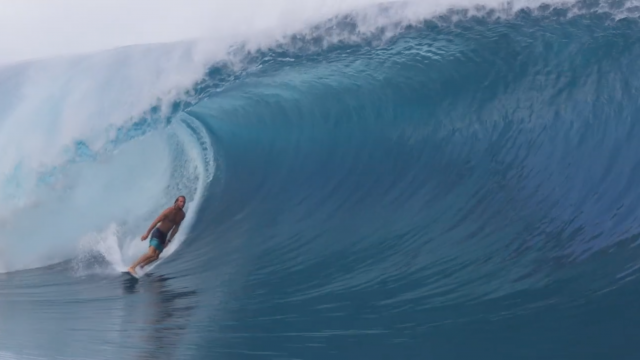 Glory & Carnage At Teahupoo