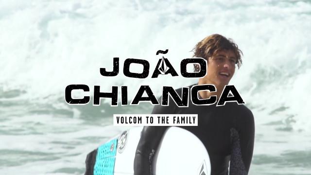 João Chianca Volcom To The Family