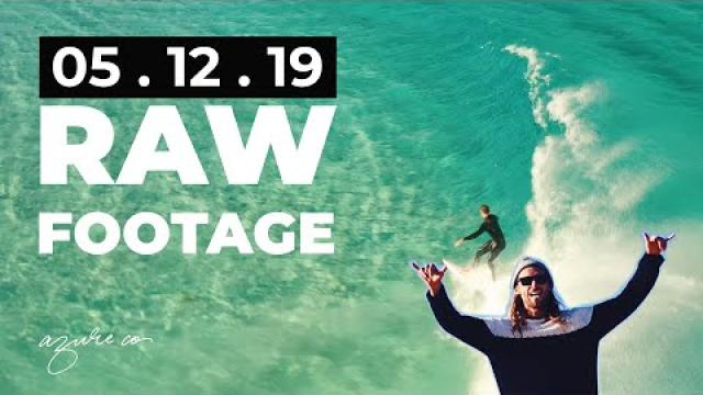 RAW FOOTAGE - Fun Sized West Oz Wedge.
