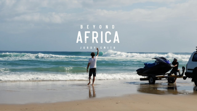 Jordy Smith | Beyond Africa
