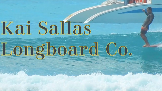Kai Sallas Longboard Company | John Michael Van Hohenstein