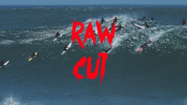 Raw Cut Ep.3 - Surfing Waimea Bay & Taiwan