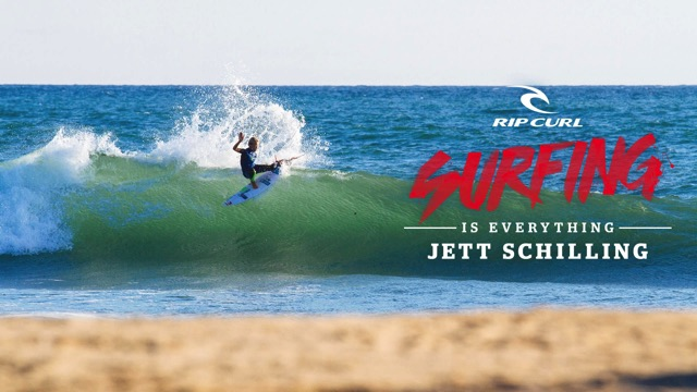 Surfing Is Everything: Jett Schilling
