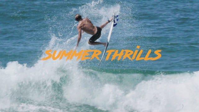 SUMMER THRILLS with Leonardo Fioravanti