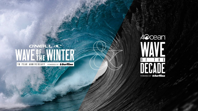2020 O'Neill Wave of the Winter Movie