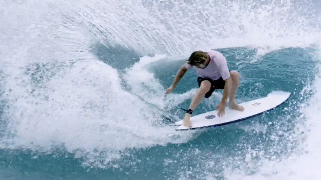 The Electric Acid Surfboard Test Shaper's Profiles: Gary McNeill