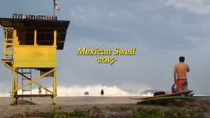 Mexican Swell 2015 · Indar Unanue