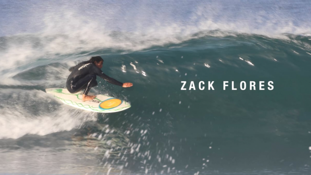 Zack Flores: NobodySurf Originals