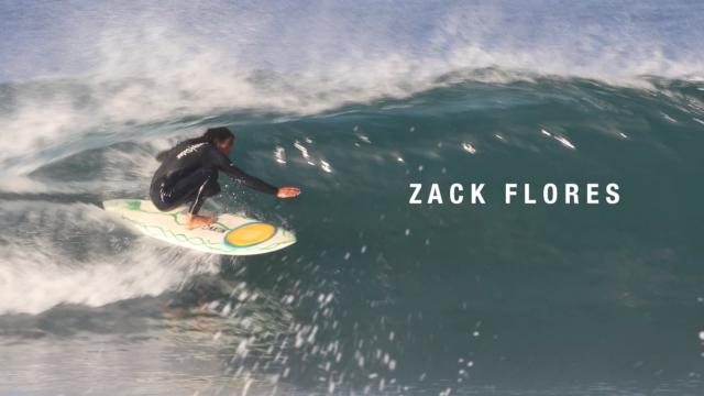 Zack Flores | NobodySurf Originals