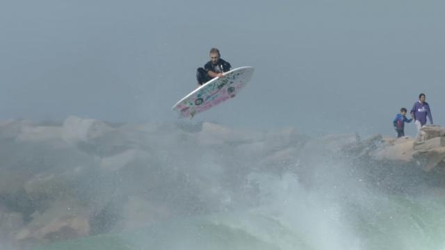 Daniels Surfboards Winter 2018