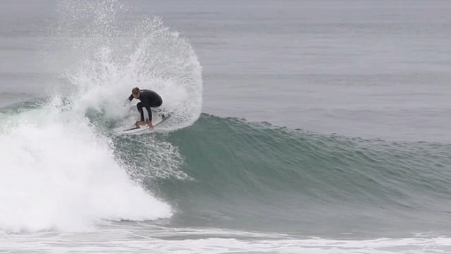 Trestles - South Swell 05.31.2016