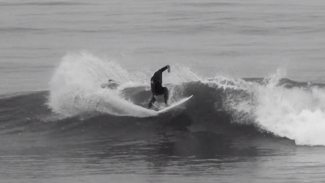 Dane Reynolds | borrowed board + greg commentary