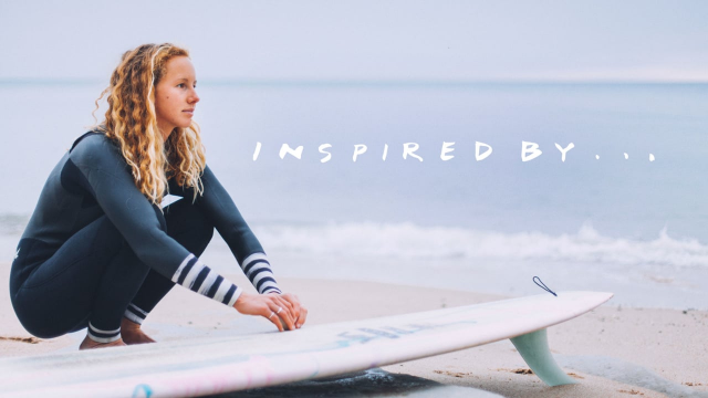 RVCA | Inspired By... | Margaux Arramon-Tucoo