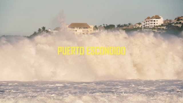 Puerto Escondido - october 2019