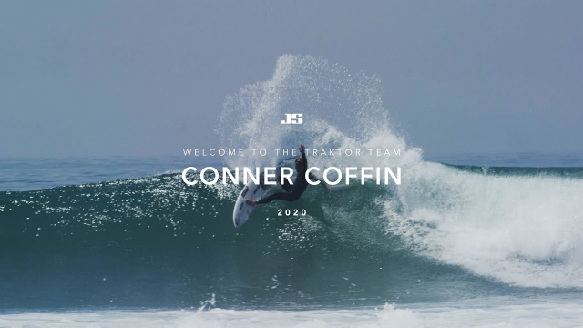 Conner Coffin - Welcome to the JS Traktor Team