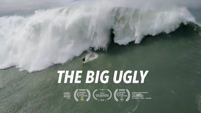 The Big Ugly - Dramatic Rescue of a Fallen Big Wave Surfer -