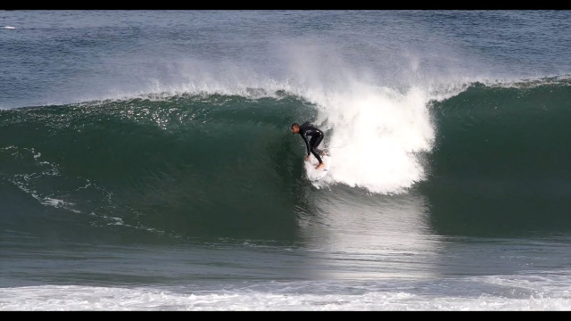A fun day of waves (April 2018) in the South Bay
