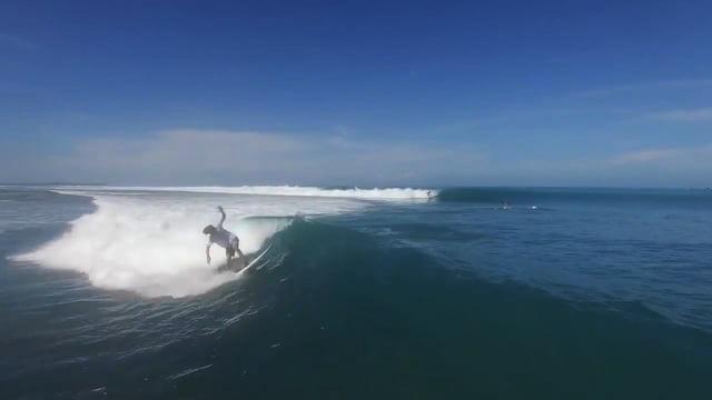Mid May at Macaronis Surf Resort