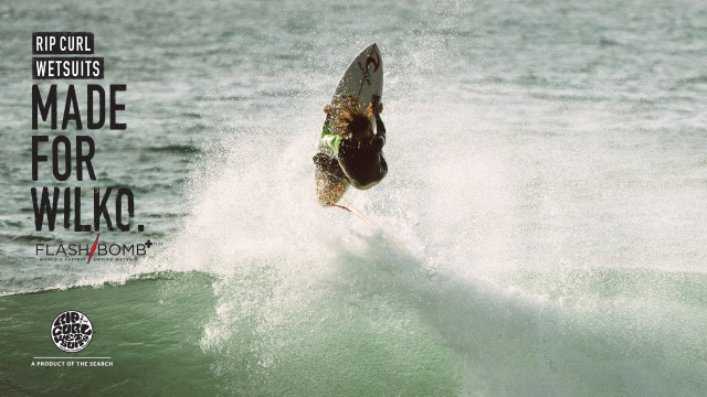 Made For Wilko   Made For Waves   Wetsuits by Rip Curl