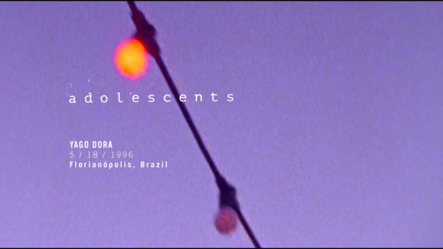 What Youth: Adolecents - Yago Dora