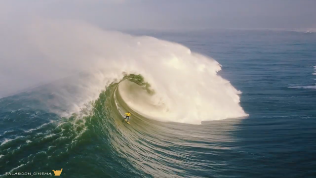 Mavericks - Wave of the Year
