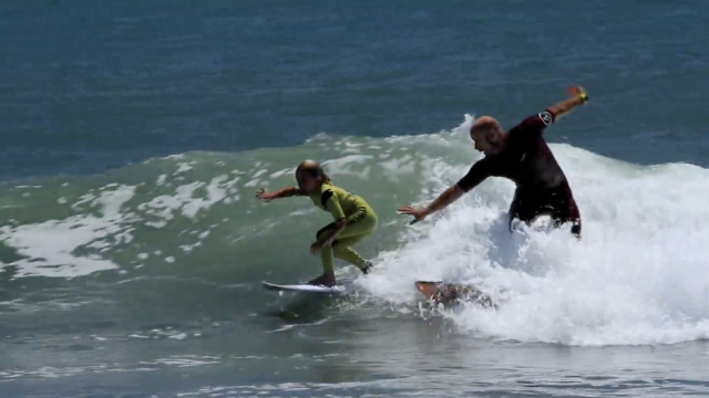 Volcom team at Lowers