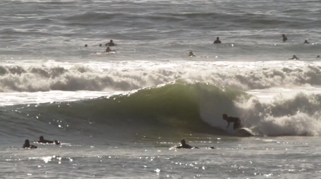Rincon with Pat, Tanner, and Dane ( Reynolds )