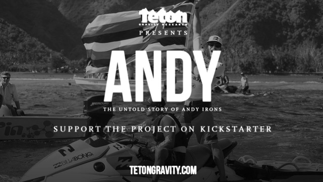 The Official Teaser for Andy: The Untold Story of Andy Irons