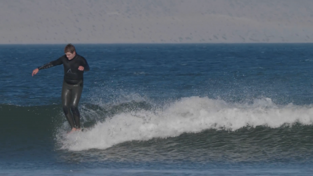 Jake Steibel Scorpion Bay Knee High Perfection