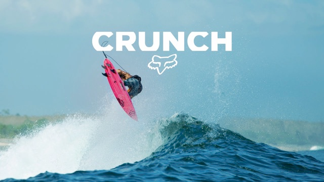 Fox Presents | Crunch Damien Hobgood, Keanu Asing, Gunner Day, Caroline Marks