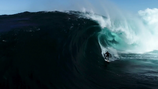 Wave of the Day: Shipstern's Bluff