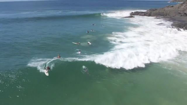 Maren Surfboards  / Test in Flex