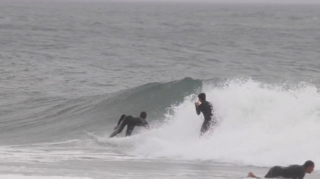 Daniel Glenn Backside in OBX