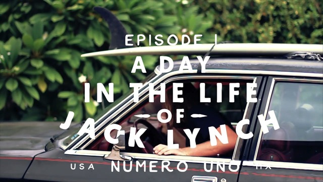 Jack Lynch - Episode 1 - A day in the life