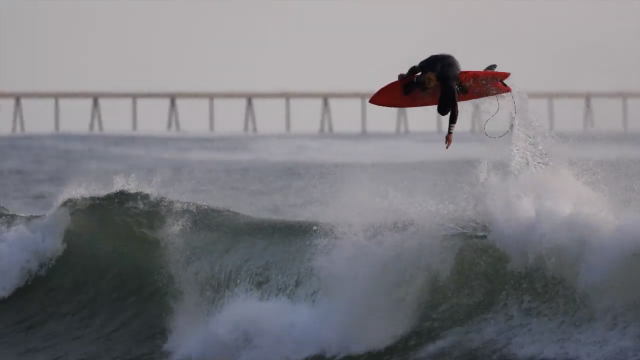 Channels Islands Surfboards Backyard R&D Sessions - Winter '19