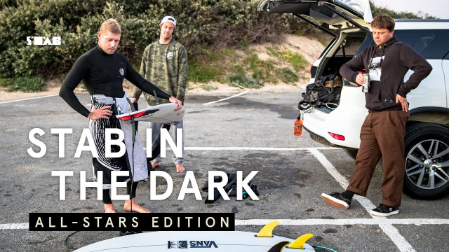 Stab In The Dark All Stars, ft. Dane Reynolds, Mick Fanning, and Jordy Smith