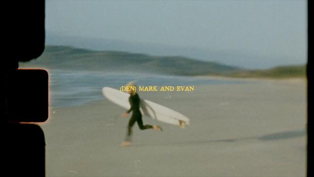 (Den) Mark and Evan | A surf film by Josh Evans
