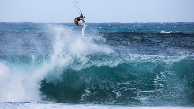 RVCAloha 2017 | Surf