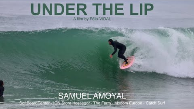 UNDER THE LIP | SAMUEL AMOYAL